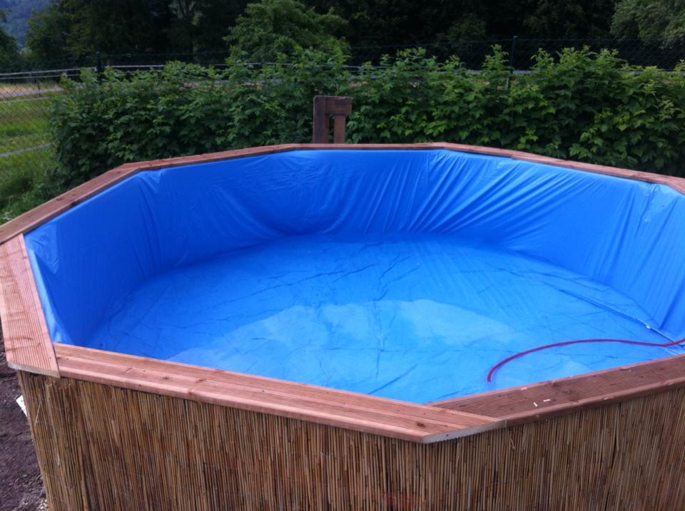 This amazing diy multi purpose pallet swimming pool cost for How to make a small pool